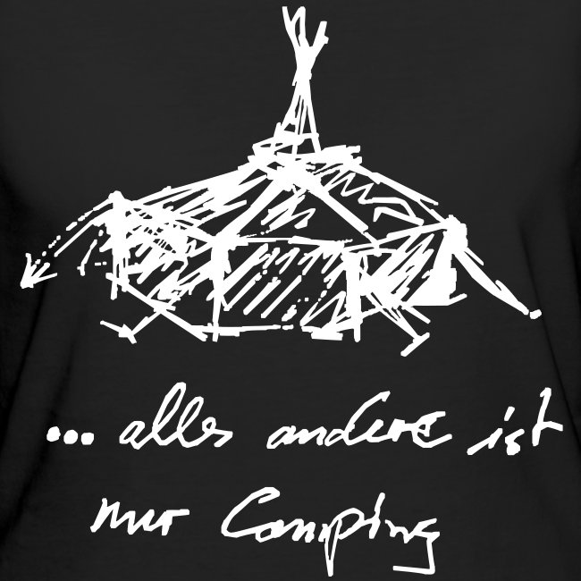 ... alles andere ist nur Camping
