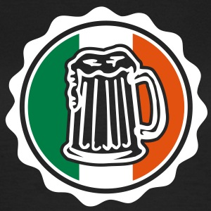 Irish Beer Crest T-shirts - T-shirt dam