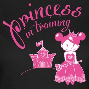 princess in training Tee shirts - T-shirt Femme
