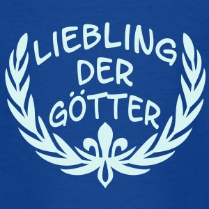 Liebling der Götter | Teenager Shirt - Teenager T-Shirt