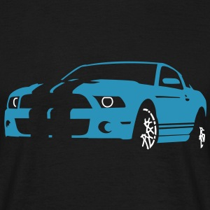 shelby_1 T-shirts - Herre-T-shirt