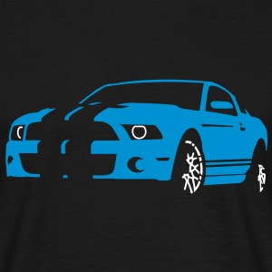 shelby_1 Tee shirts - T-shirt Homme