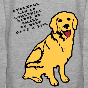 golden_retriever_hund Pullover & Hoodies - Frauen Premium Hoodie