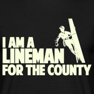 Design ~ Lineman for the County