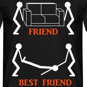 Best Friend T-shirts - T-shirt herr