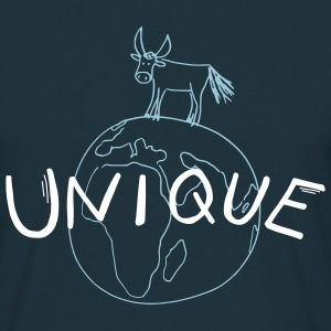 Unique Design T-Shirts - Männer T-Shirt