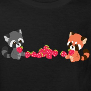 Strawberry Party T-Shirts - Kinder Bio-T-Shirt