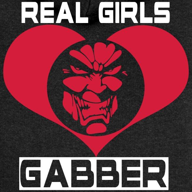 GIRLS LOVE HARDCORE HOODIE