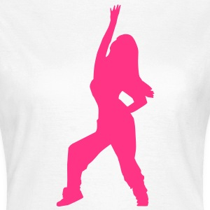Dance T-Shirt - Frauen T-Shirt