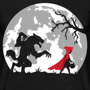 the little red riding hood T-Shirts - Men's T-Shirt