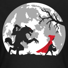 the little red riding hood T-Shirts
