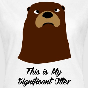 Significant Otter T-Shirts - Women's T-Shirt