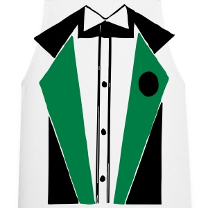 Wedding Tux - Cooking Apron