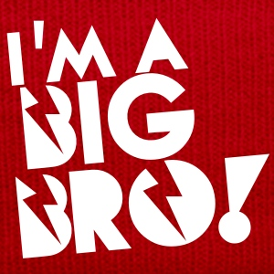 I'm a BIG BRO (Brother) Caps & Hats - Winter Hat