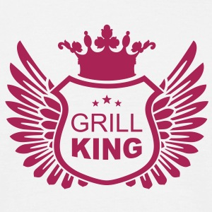 grill_king T-Shirts - Men's T-Shirt