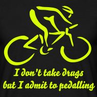 Design ~ I admit to pedalling