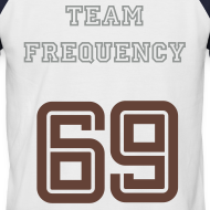Design ~ Team Freq T-Shirt