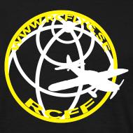 Motiv ~ T-Shirt Svart