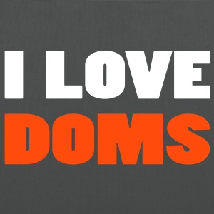 I Love DOMS Bags  - Tote Bag