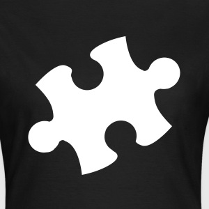 Piece Puzzle  Tee shirts - T-shirt Femme