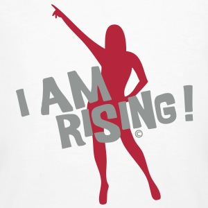 i am rising One Billion Rising OBR T-Shirts - Männer Bio-T-Shirt