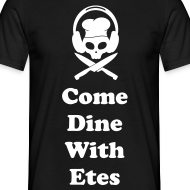 Design ~ Come Dine With Etes Women's Top
