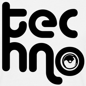 techno T-Shirts - Men's T-Shirt