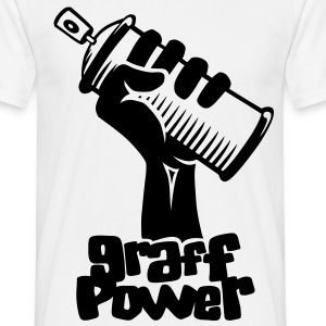 Graff Power - Männer T-Shirt