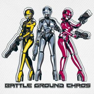 Manga Battle Ground Chaos - Baseballkappe