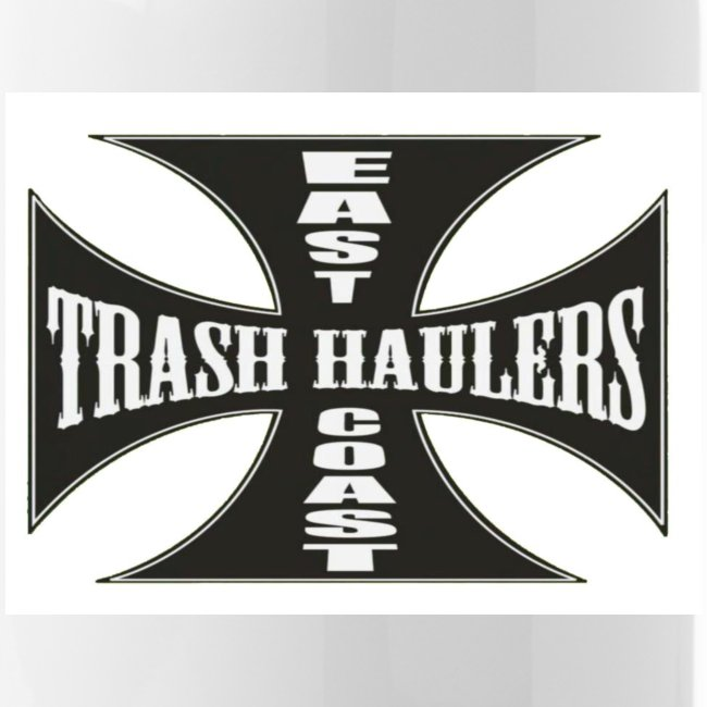 East Cost trash hauler waterbottel