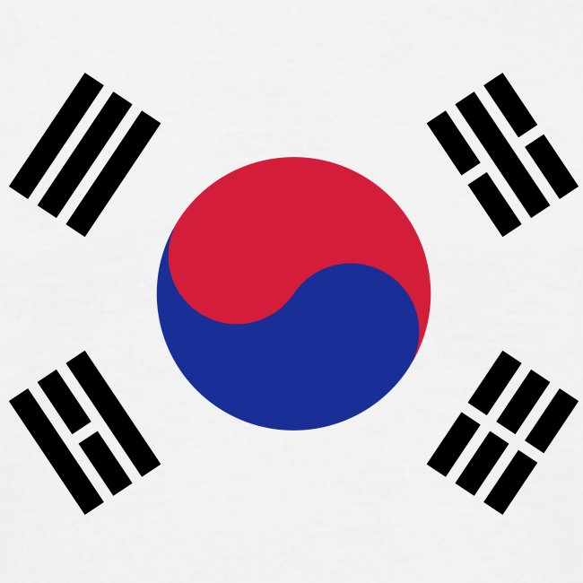 Korea Tshirt