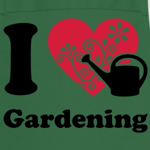 I love gardening. Gardeners, garden. Plant flowers  Aprons - Cooking Apron