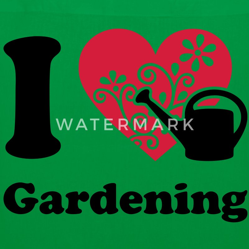 Gardening gardener garden tote bag spreadshirt for Gardening is my passion