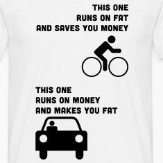 Runs on fat and saves you money T-Shirts