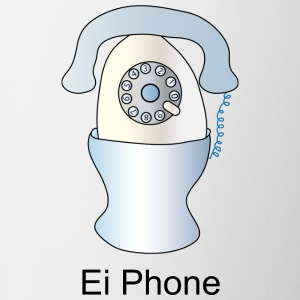 Ei Phone Bottles & Mugs - Mug