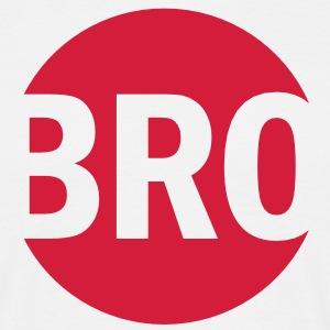 BRO Men's T-shirts - Herre-T-shirt