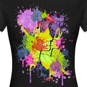 Splatter Heads | Frauen classic - Frauen T-Shirt