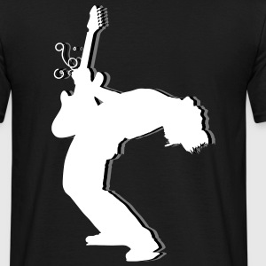 Guitariste Rock - T-shirt Homme