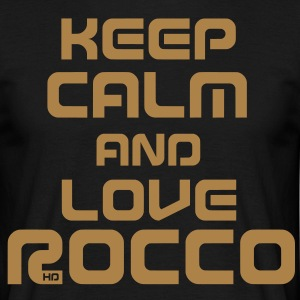KEEP CALM (ROCCO) - Männer T-Shirt