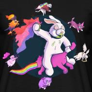 Design ~ Fun Bunny Ride w/Kittens