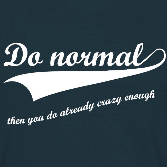 Do normal (heren)