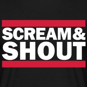 Scream&Shout T-Shirts - Männer T-Shirt