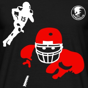 football_1 T-shirts - Mannen T-shirt