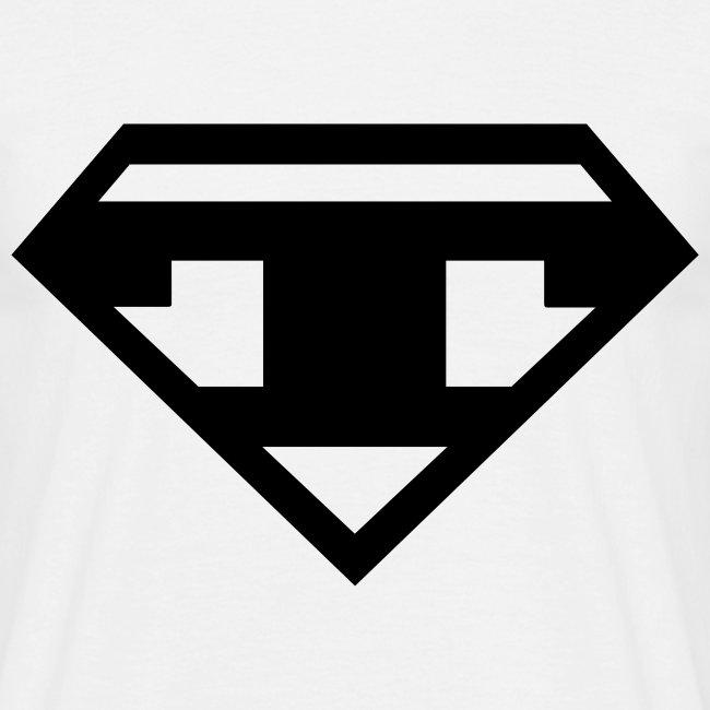 Simple - Black T