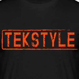 tekstyle3 Tee shirts - T-shirt Homme