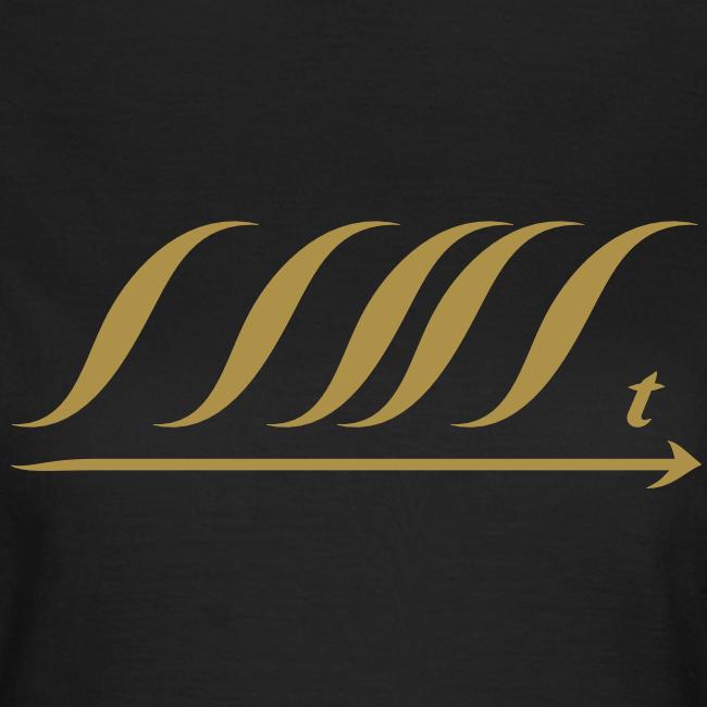 WingBeat-Gold Glitter