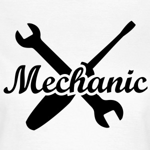 Mechanic open-end wrench screwdriver mechanist T-Shirts - Women's T-Shirt