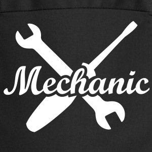 Mechanic open-end wrench screwdriver mechanist  Aprons - Cooking Apron