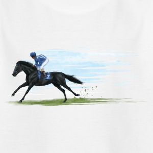 Black Racehorse Shirts - Teenage T-shirt