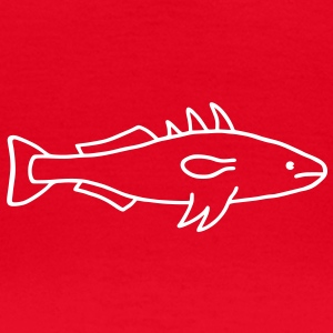 3-pointed stickleback fish T-Shirts - Women's T-Shirt